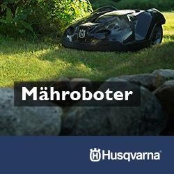 Husqvarna Mähroboter