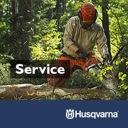 Husqvarna Service
