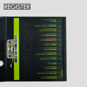 individuelle Register