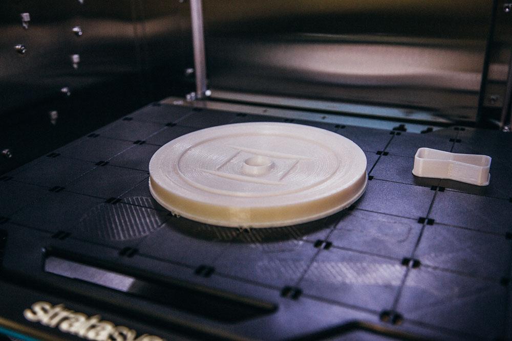 3D Druck Tiefziehwerkzeug