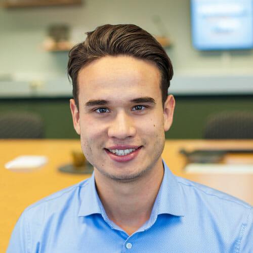 Unser Team - Lukas Straetmans